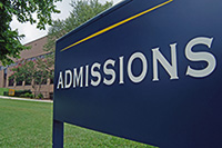 Admissions Process