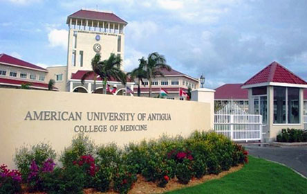 American University of Antigua (AUA) School of Medicine Campus