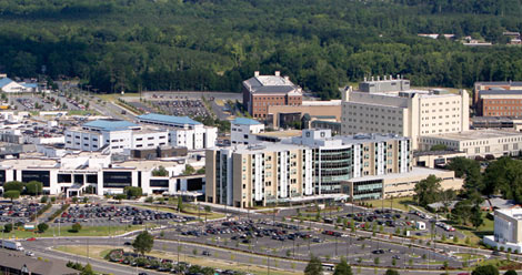 The Brody School of Medicine at East Carolina University Campus