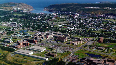 Memorial University of Newfoundland Faculty of Medicine Campus