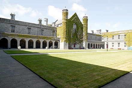 National University of Ireland (NUIG) Campus
