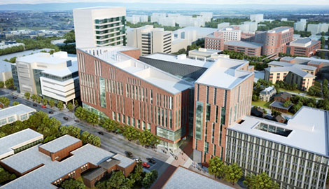 State University of New York (SUNY) at Buffalo Medical School Campus
