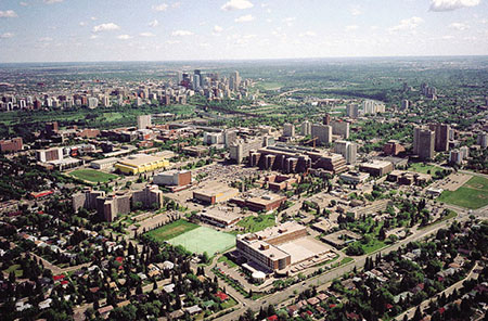 University of Alberta Faculty of Medicine and Dentistry Campus