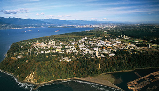 University of British Columbia Faculty of Medicine Campus