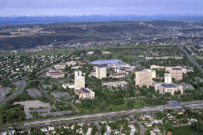 University of Calgary Faculty of Medicine Campus