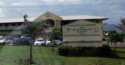 University of Medicine and Health Sciences St Kitts Campus